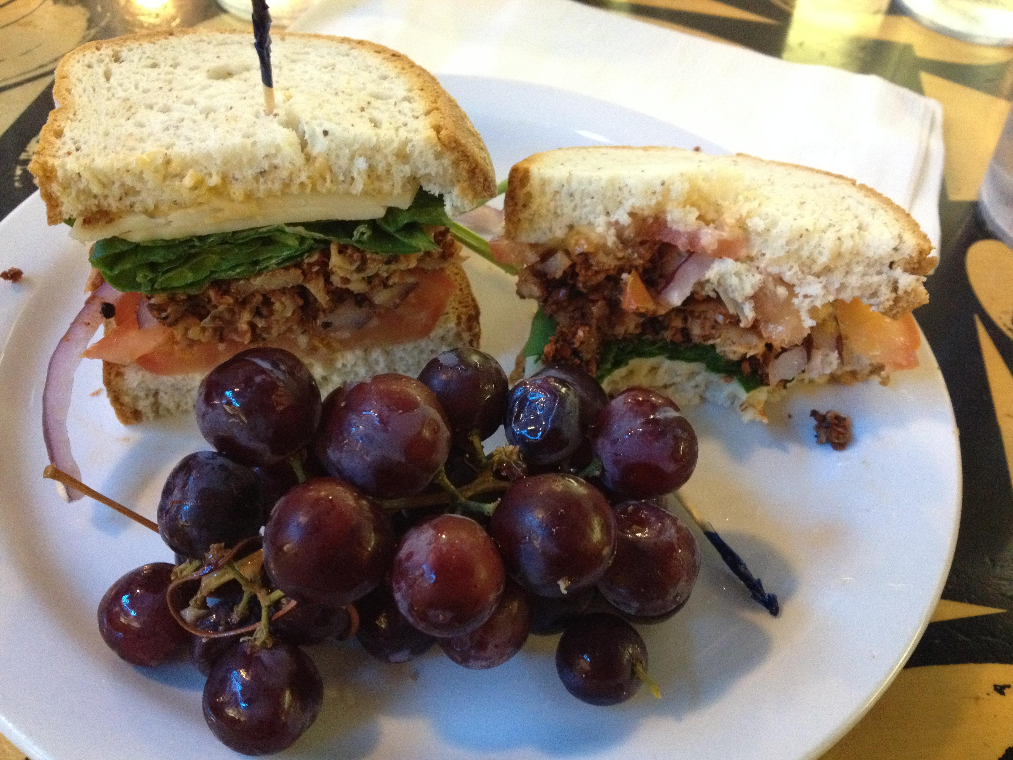 Gluten free Sandwich at Roast u0026 Toast Food
