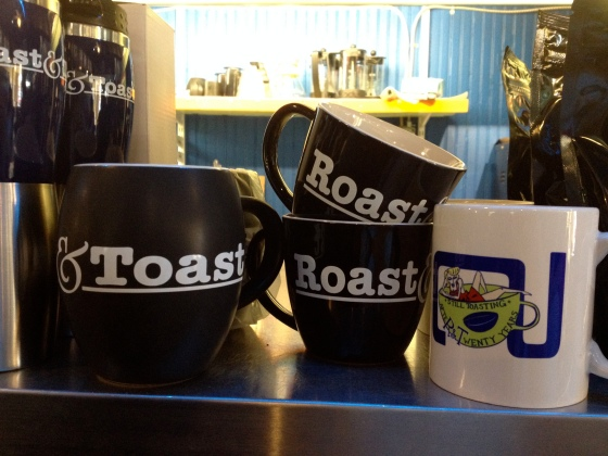Roast and Toast in Petoskey