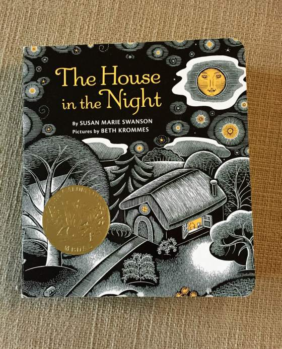The House in the Night by Susan Swanson, Illustrations by Beth Krommes